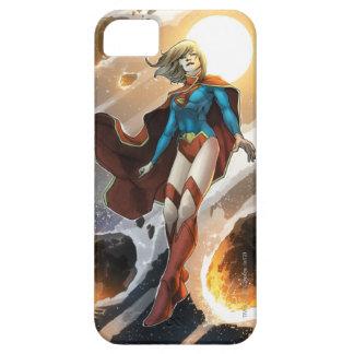 Los nuevos 52 - Supergirl #1 Funda Para iPhone 5 Barely There
