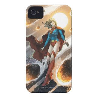 Los nuevos 52 - Supergirl #1 iPhone 4 Case-Mate Cárcasa