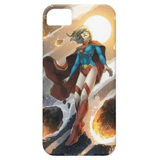 Los nuevos 52 - Supergirl #1 iPhone 5 Fundas