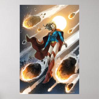 Los nuevos 52 - Supergirl #1 Poster