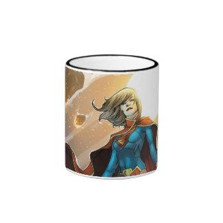 Los nuevos 52 - Supergirl #1 Taza De Dos Colores