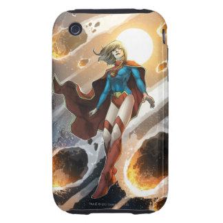 Los nuevos 52 - Supergirl #1 Tough iPhone 3 Fundas