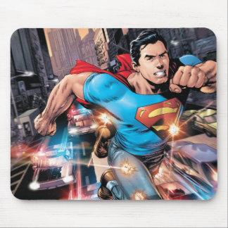Los nuevos 52 - superhombre #1 2 alfombrilla de ratones