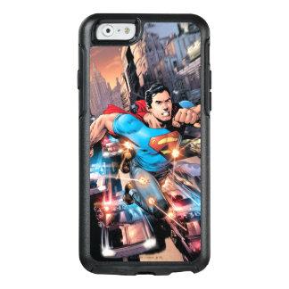 Los nuevos 52 - superhombre #1 2 funda otterbox para iPhone 6/6s