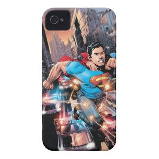 Los nuevos 52 - superhombre #1 2 iPhone 4 cárcasa