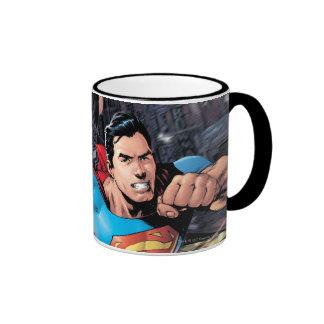 Los nuevos 52 - superhombre #1 2 taza de dos colores