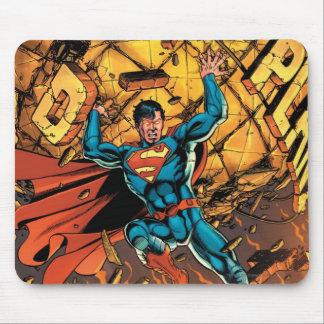 Los nuevos 52 - superhombre #1 alfombrilla de ratones