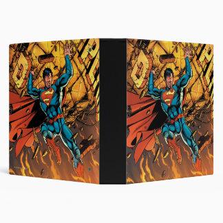 """Los nuevos 52 - superhombre #1 carpeta 1 1/2"""""""