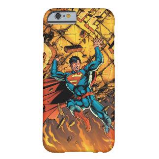 Los nuevos 52 - superhombre #1 funda de iPhone 6 barely there