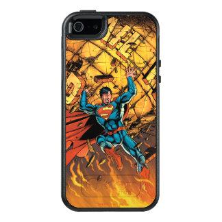 Los nuevos 52 - superhombre #1 funda otterbox para iPhone 5/5s/SE