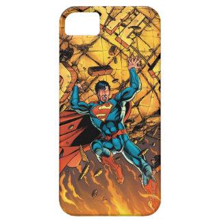 Los nuevos 52 - superhombre #1 funda para iPhone 5 barely there