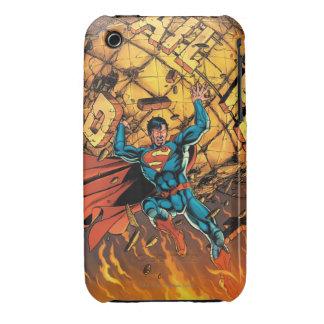 Los nuevos 52 - superhombre #1 iPhone 3 Case-Mate protector
