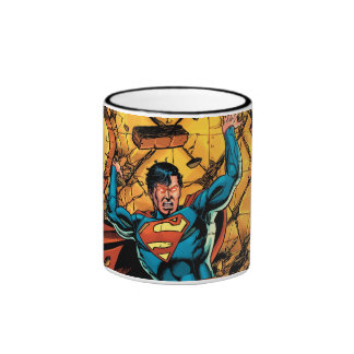 Los nuevos 52 - superhombre #1 taza de dos colores