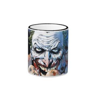 Los nuevos 52 - tebeos detectives #1 taza de dos colores