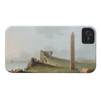 Los obeliscos en Alexandría, llamada Cleopatra Nee Case-Mate iPhone 4 Fundas