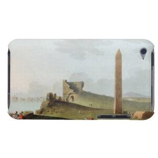 Los obeliscos en Alexandría, llamada Cleopatra Nee Barely There iPod Cárcasa