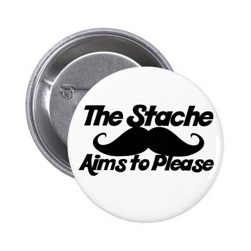 Los objetivos de Stahce a por favor Pin