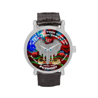 Los objetos de recuerdo republicanos este diseño reloj