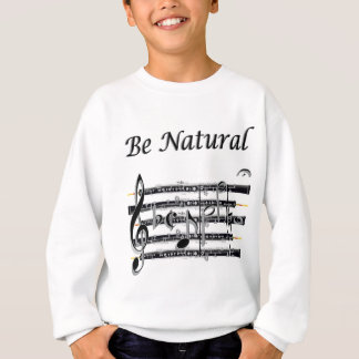 Los oboes saben a B natural Sudadera