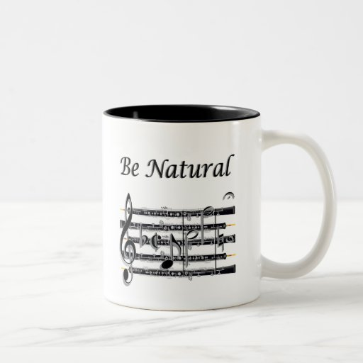 Los oboes saben a B natural Taza