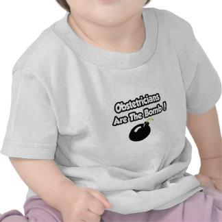 ¡Los obstétricos son la bomba! Camiseta