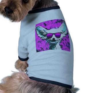 los oídos grandes refrescan 2 camisa de mascota