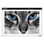 Los ojos de gato portátil calcomanías