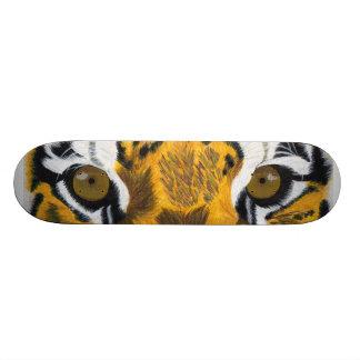 Los ojos del tigre patines personalizados
