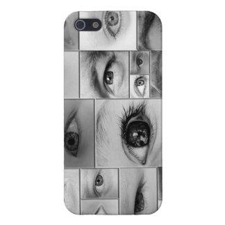 Los ojos lo tienen iPhone 5 carcasa