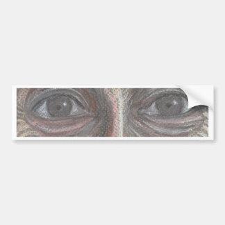 Los ojos lo tienen los pasteles Rod de'Hoedt.JPG Pegatina Para Auto