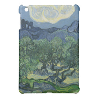 Los olivos de Van Gogh
