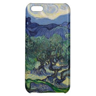 Los olivos de Vincent van Gogh