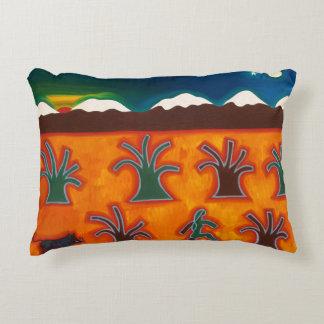 Los Olivos en el Invierno 2010 Decorative Pillow