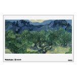 Los olivos - Van Gogh