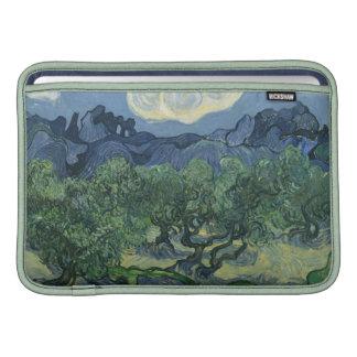 Los olivos - Van Gogh Funda Macbook Air