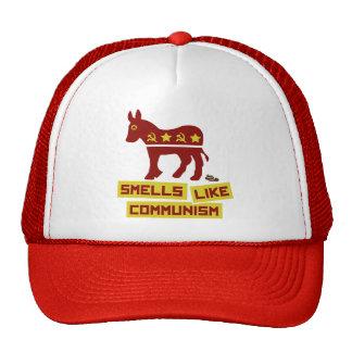 Los olores tienen gusto de comunismo gorras de camionero