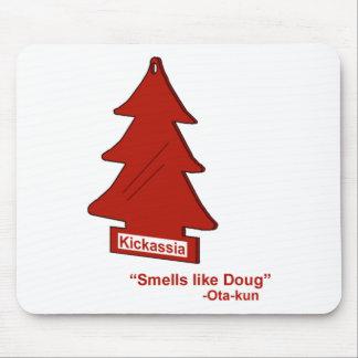 Los olores tienen gusto de Doug Tapete De Raton