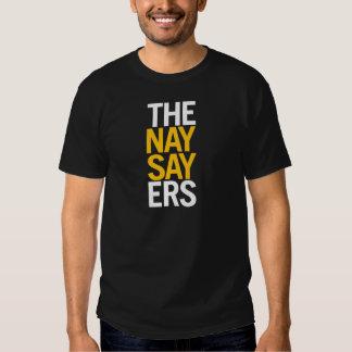 Los opositores permanentes camisas