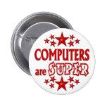Los ordenadores son estupendos pin