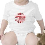 Los ordenadores son estupendos traje de bebé