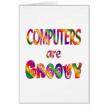 Los ordenadores son maravillosos felicitaciones