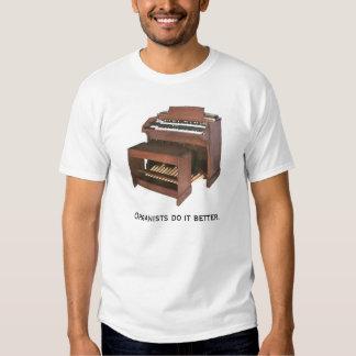 Los organistas mejora remeras