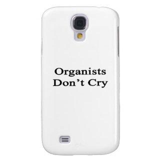 Los organistas no lloran