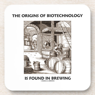 Los orígenes de la biotecnología se encuentran en posavaso