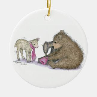 Los ornamentos de Gruffies® Ornamento De Navidad
