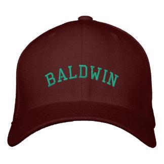 Los osos de Baldwin cupieron el gorra Gorra Bordada