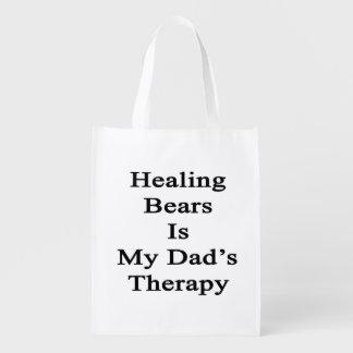 Los osos de la cura son la terapia de mi papá bolsa para la compra