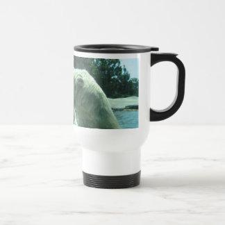 Los osos polares VAN VAN VAN Taza Térmica