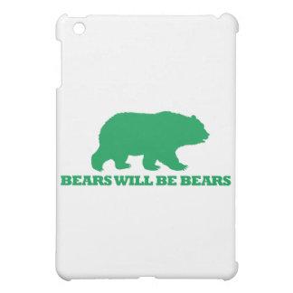 Los osos serán osos