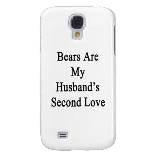Los osos son el amor de mi marido en segundo lugar